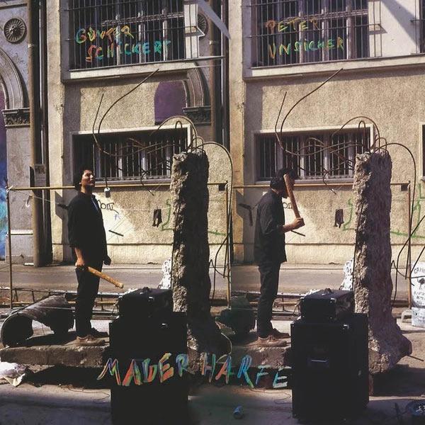 MAUERHARFE (LP + CD)
