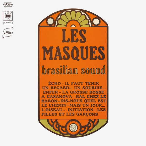BRASILIAN SOUND (LP)
