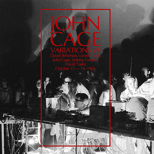 VARIATIONS VII - 9 EVENINGS: THEATRE & ENGINEERING (2LP)