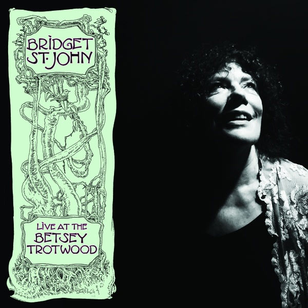 bridget st. john - Live at the Betsey Trotwood (LP)