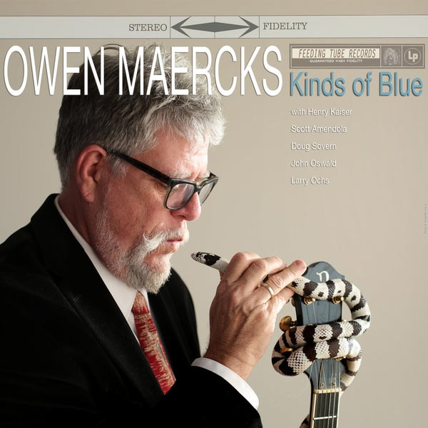 owen maercks - Kinds of Blue (LP)