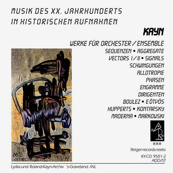 WERKE FüR ORCHESTER / ENSEMBLE (2CD)
