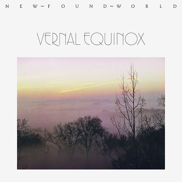 NEW FOUND WORLD (2LP)