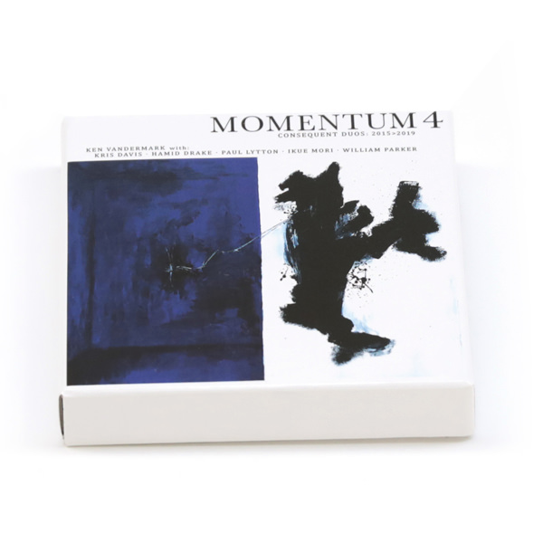 MOMENTUM 4 : CONSEQUENT DUOS 2015>2019 (5CD BOX)