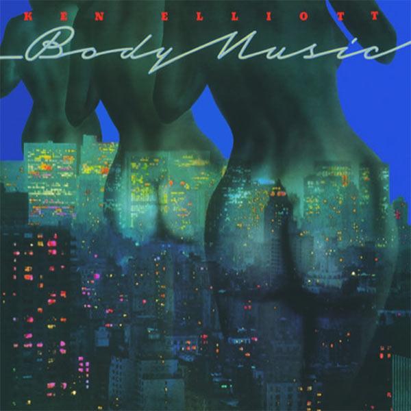 ken elliott - Body Music (Colour LP)