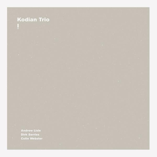 kodian trio - dirk serries - colin webster - andrew lisle - I