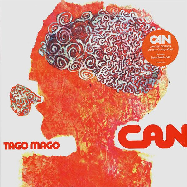 TAGO MAGO (2LP - ORANGE VINYL)