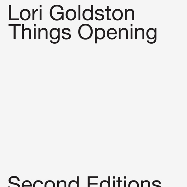lori goldston - Things Opening (LP)