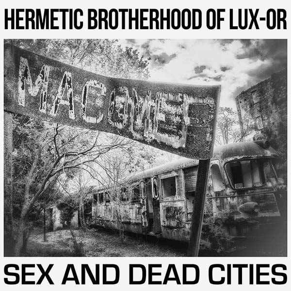 SEX AND DEAD CITIES (LP)
