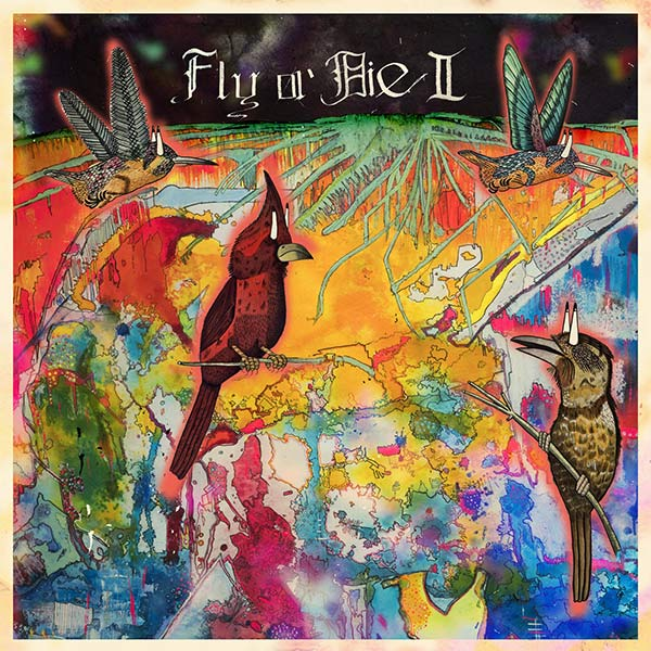 Fly Or Die II: Bird Dogs of Paradise (LP)