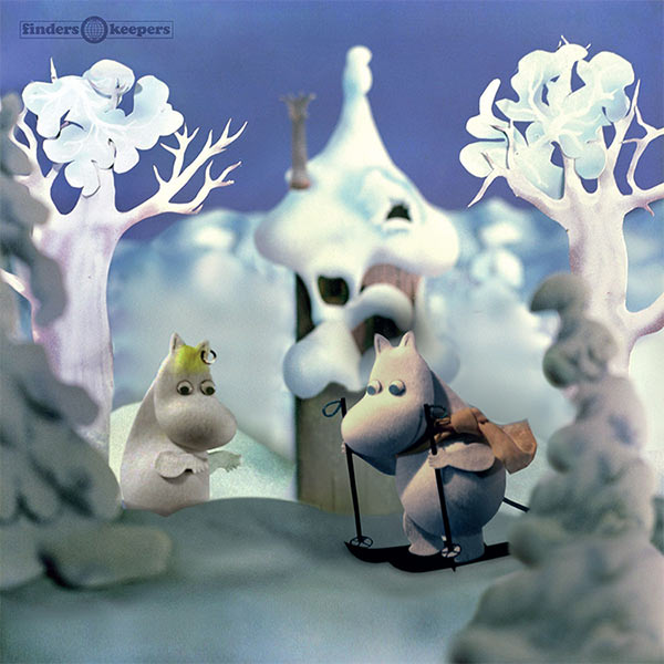 THE MOOMINS - LIMITED XMAS SLEEVE (LP)