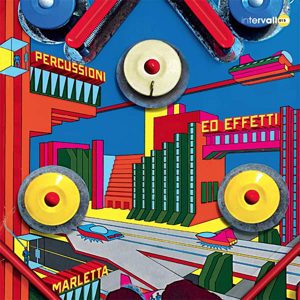 PERCUSSIONI ED EFFETTI (LP)