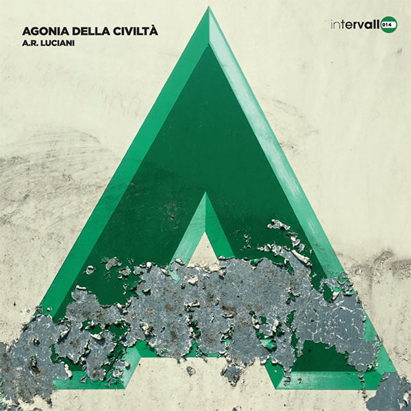AGONIA DELLA CIVILTà (LP)