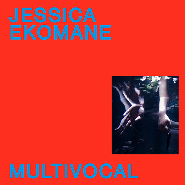 jessica ekomane - Multivocal (LP)