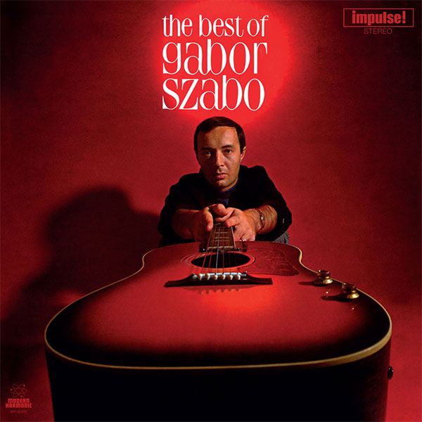 The Best of Gabor Szabo (Colour LP)