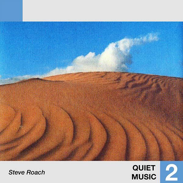 steve roach - Quiet Music 2 (LP)
