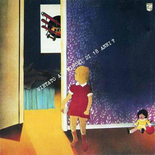Vietato Ai Minori Di 18 Anni? (Colour LP)