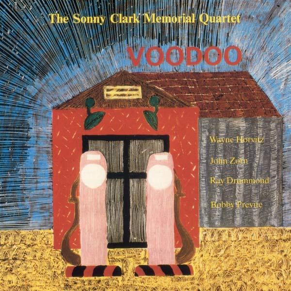 sonny clark memorial quartet - Vodooo (LP)