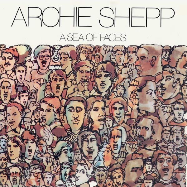 A SEA OF FACES (LP)