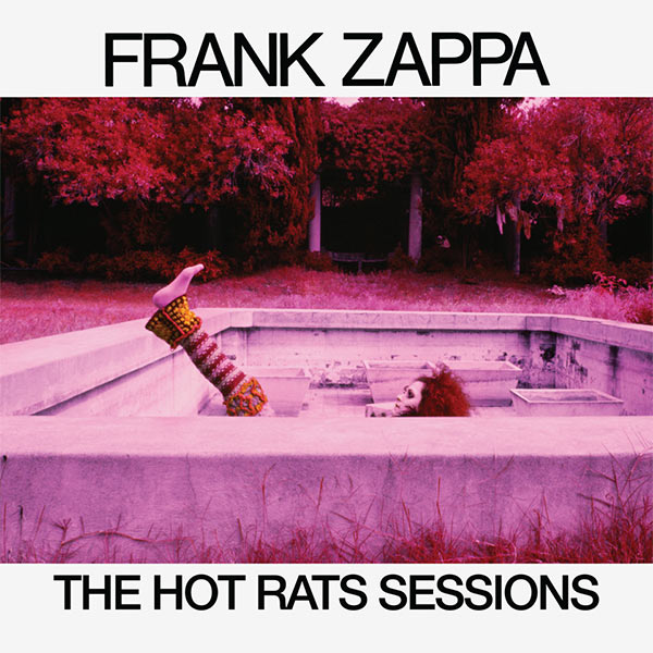 THE HOT RATS SESSIONS (6CD BOX)