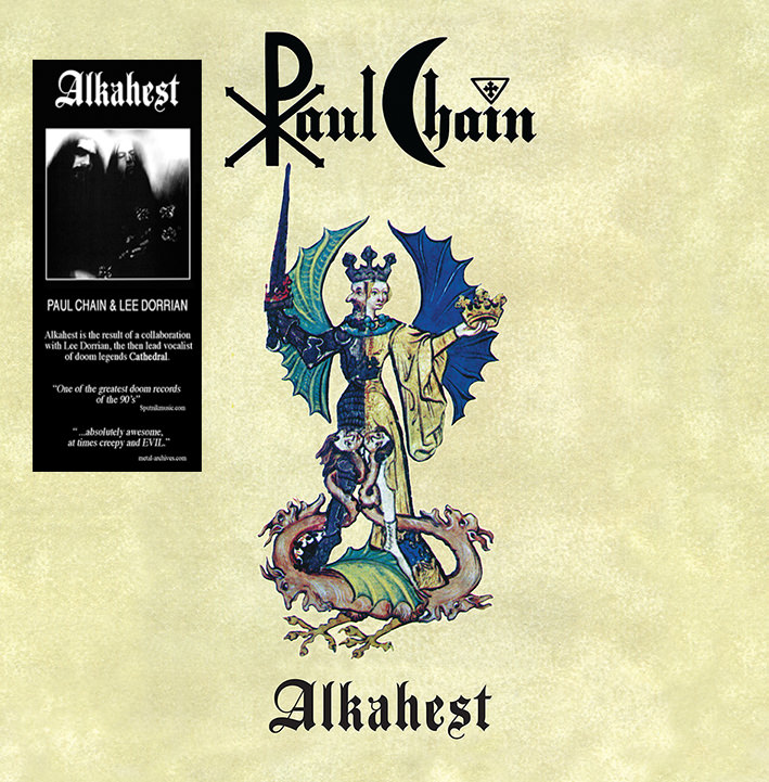 ALKAHEST (2LP)