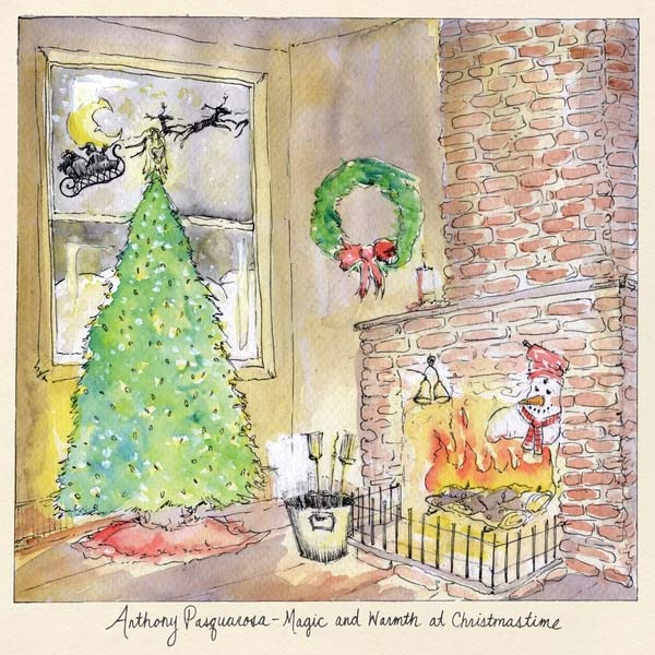 MAGIC AND WARMTH AT CHRISTMASTIME (LP)