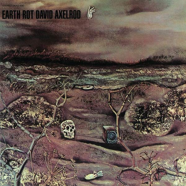 EARTH ROT (LP)