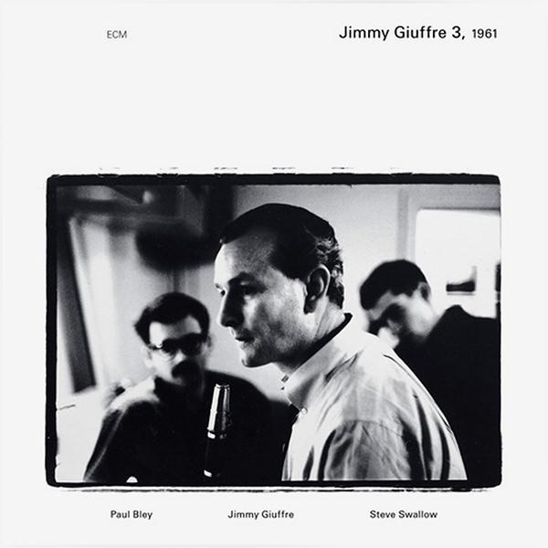 jimmy giuffre - 1961 (2LP)