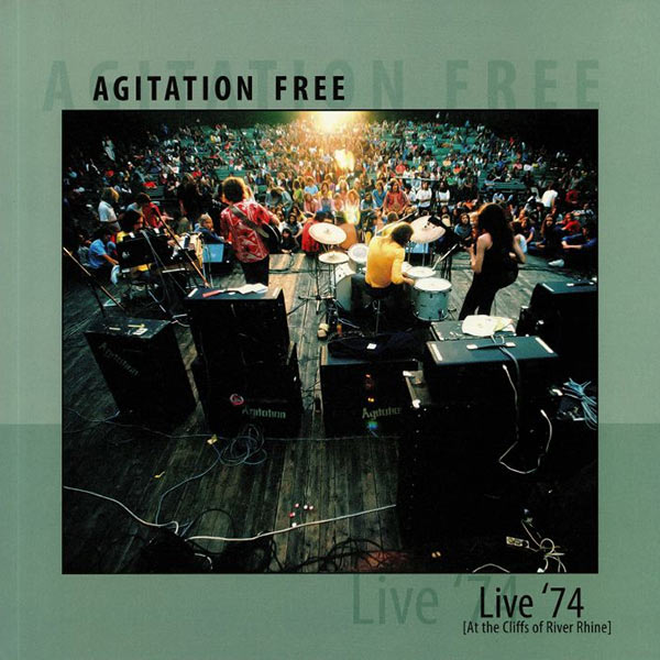 LIVE '74 [AT THE CLIFFS OF RIVER RHINE] (LP)