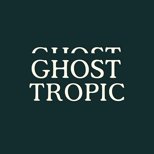 ameel brecht - Ghost Tropic  (LP)