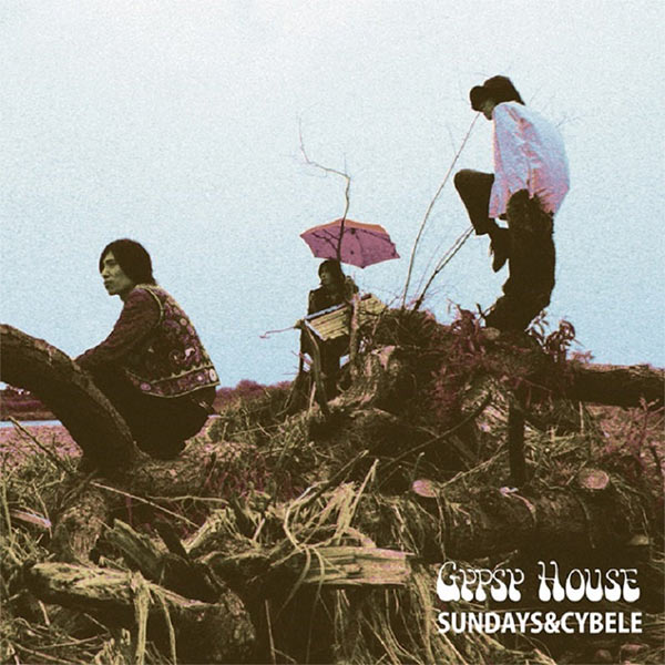 GYPSY HOUSE (LP)