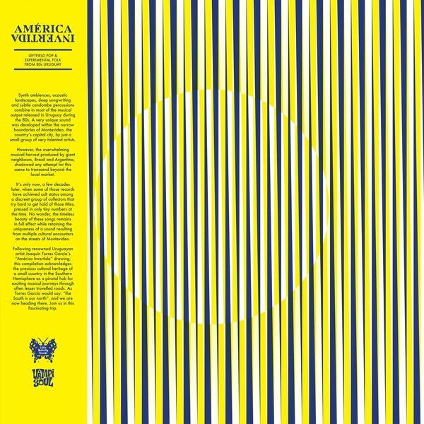 AMERICA INVERTIDA (LP)