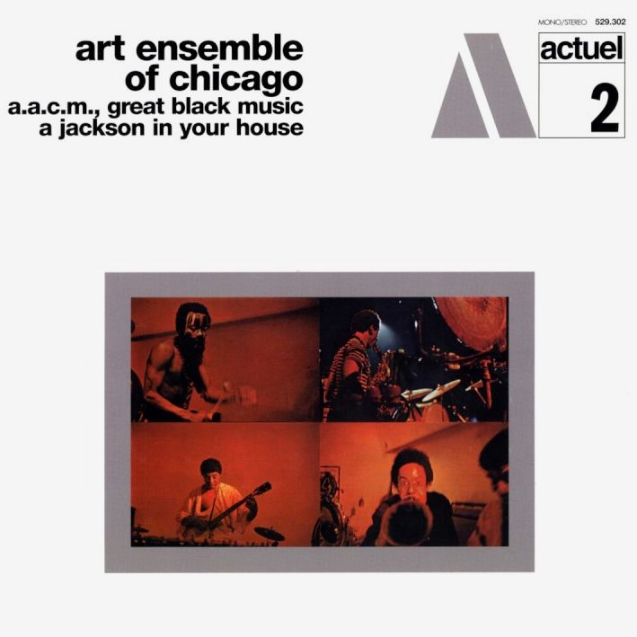 A JACKSON IN YOUR HOUSE (LP)