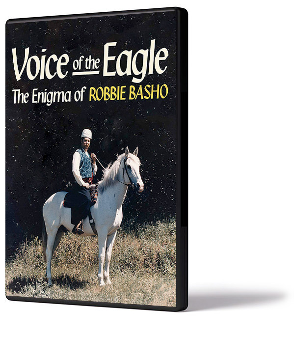 VOICE OF THE EAGLE: THE ENIGMA OF ROBBIE BASHO (DVD)