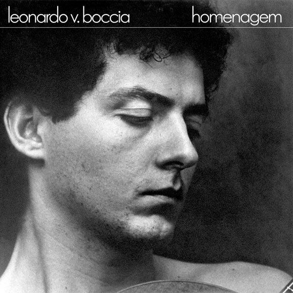 HOMENAGEM (LP)