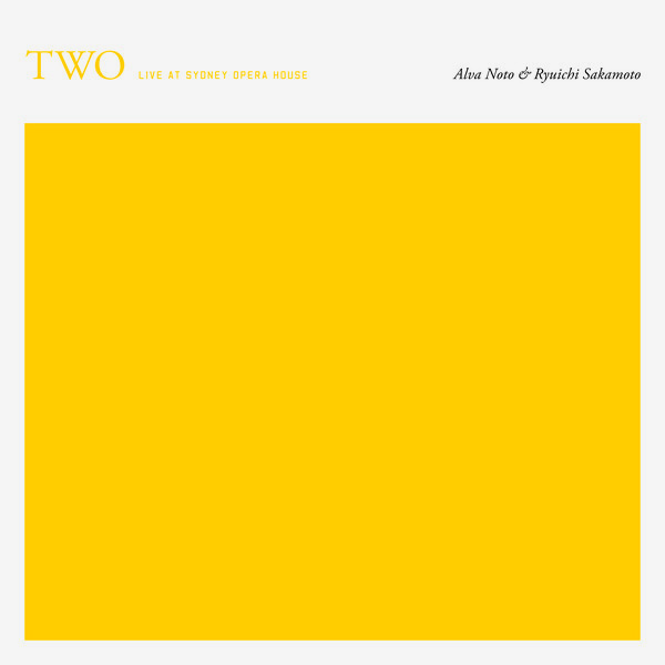 TWO (LIVE AT SYDNEY OPERA HOUSE) 2LP
