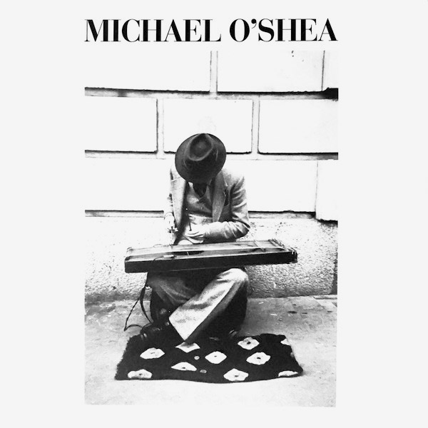 MICHAEL O'SHEA (LP, CLEAR VINYL)