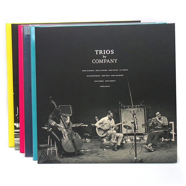 THE MUSIC IMPROVISATION COMPANY / COMPANY BUNDLE (13LP)