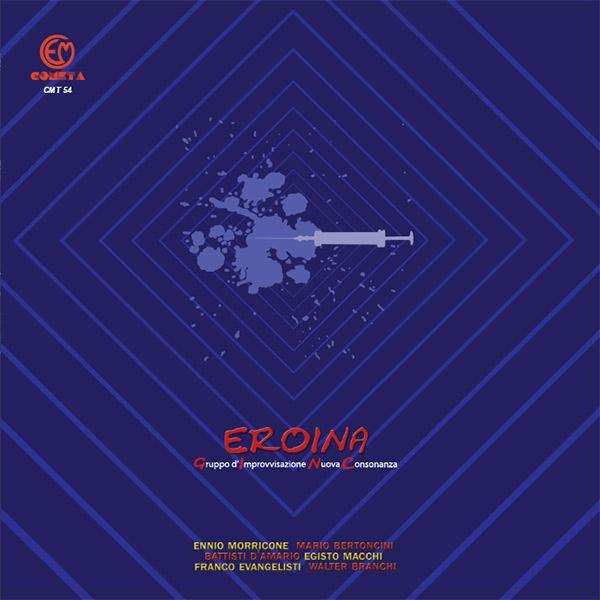 gruppo di improvvisazione nuova consonanza - Eroina (LP, clear vinyl)