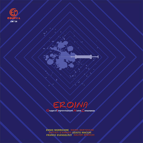EROINA (LP, CLEAR VINYL)