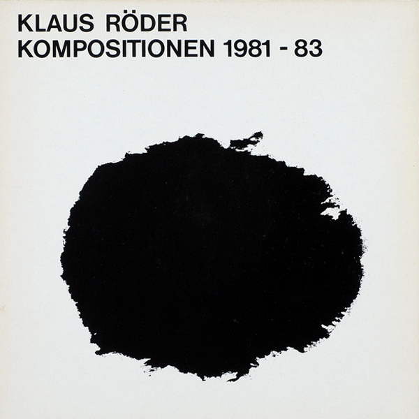 KOMPOSITIONEN 1981 - 83 (LP)