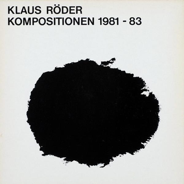 KOMPOSITIONEN 1981 - 83 (LP)