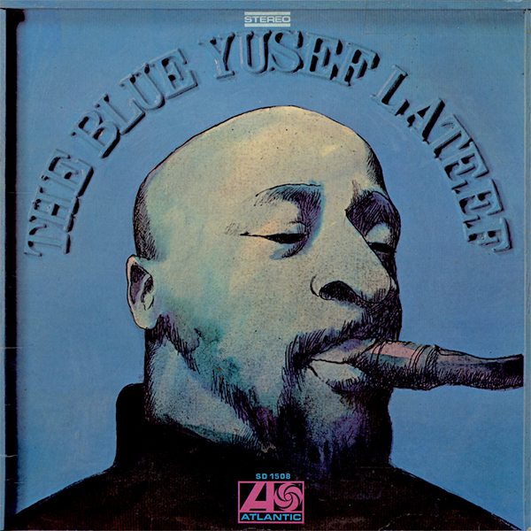 THE BLUE YUSEF LATEEF (LP)