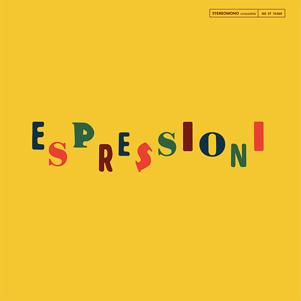 ESPRESSIONI (LP, COLLECTORS EDITION)