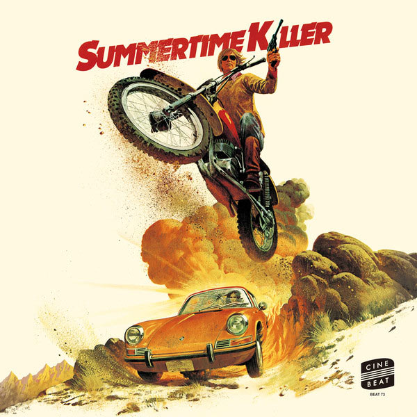 SUMMERTIME KILLER (LP)