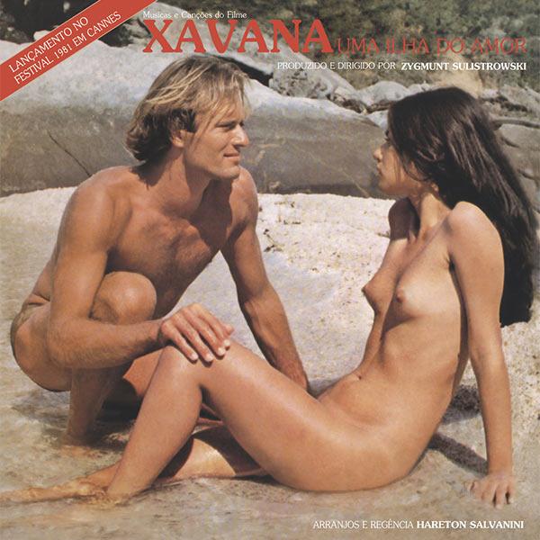 XAVANA, UMA ILHA DO AMOR (LP)