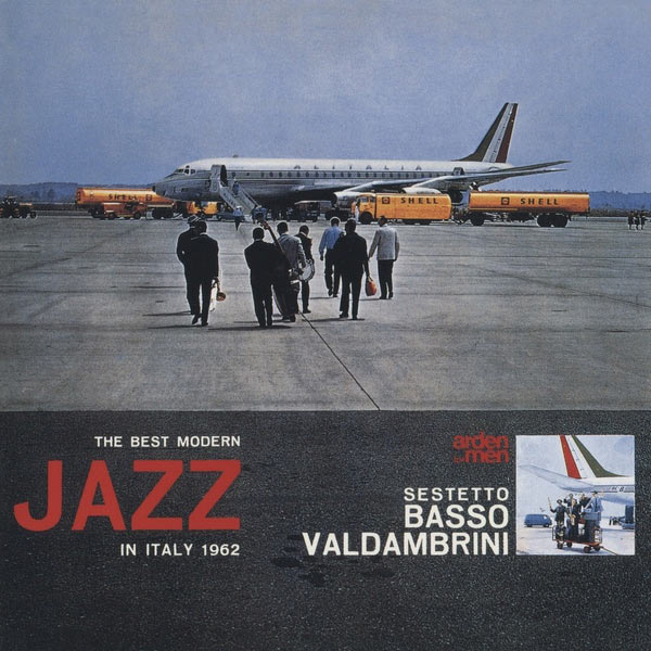THE BEST MODERN JAZZ IN ITALY 1962 (LP)