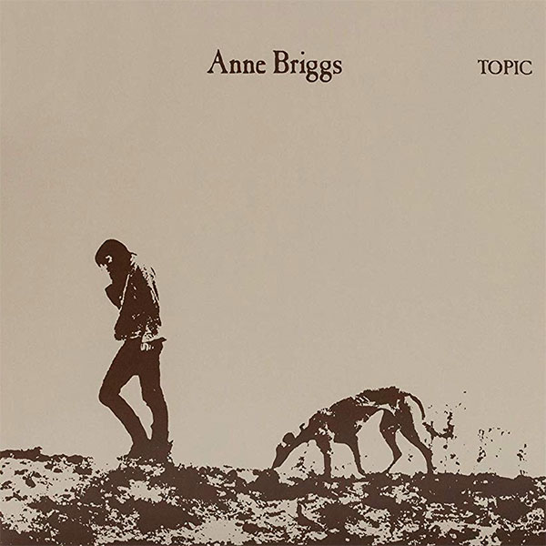 ANNE BRIGGS (LP - GOLD VINYL)