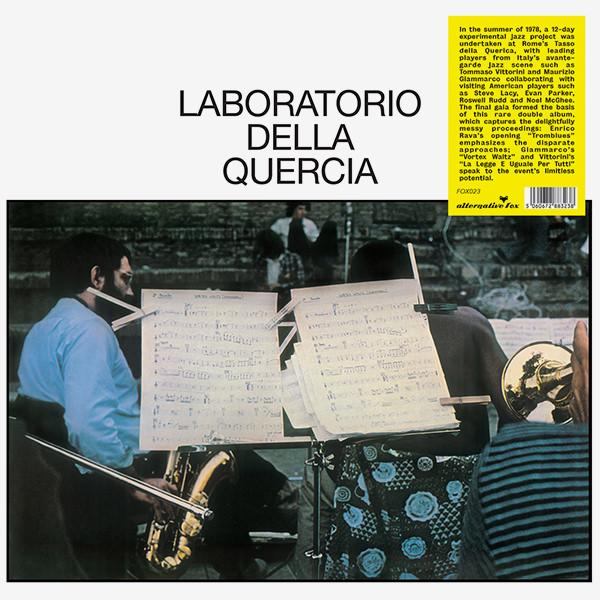 LABORATORIO DELLA QUERCIA (2LP)