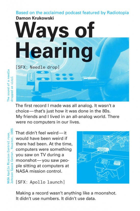 WAYS OF HEARING (BOOK)